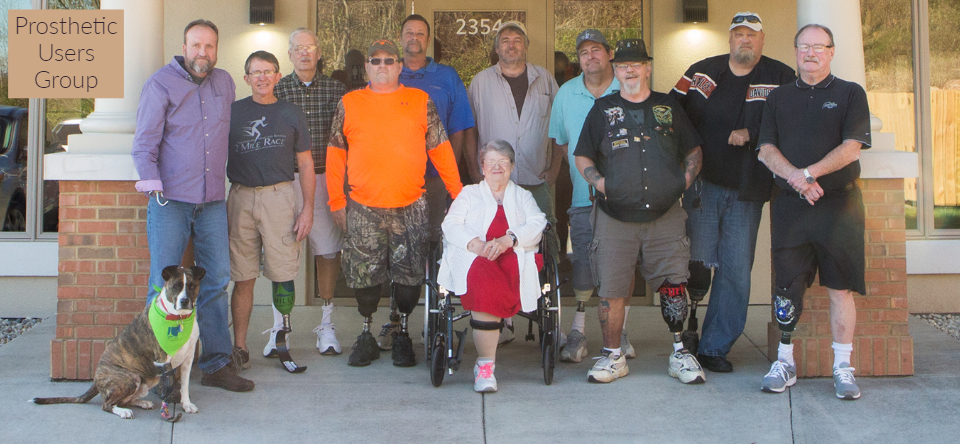 Prosthetic Users Group